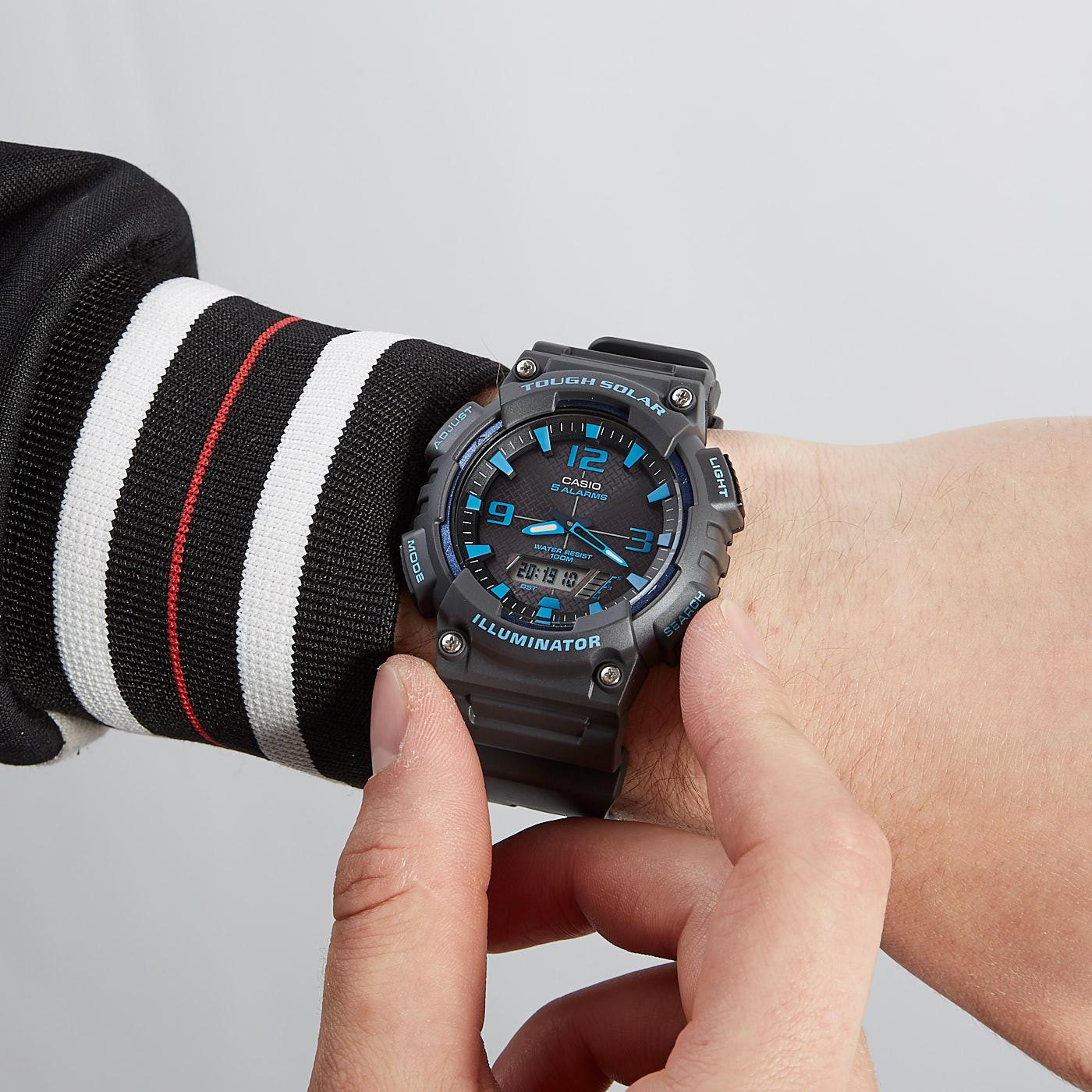 Casio Collection horloge AQ-S810W-8A2VEF