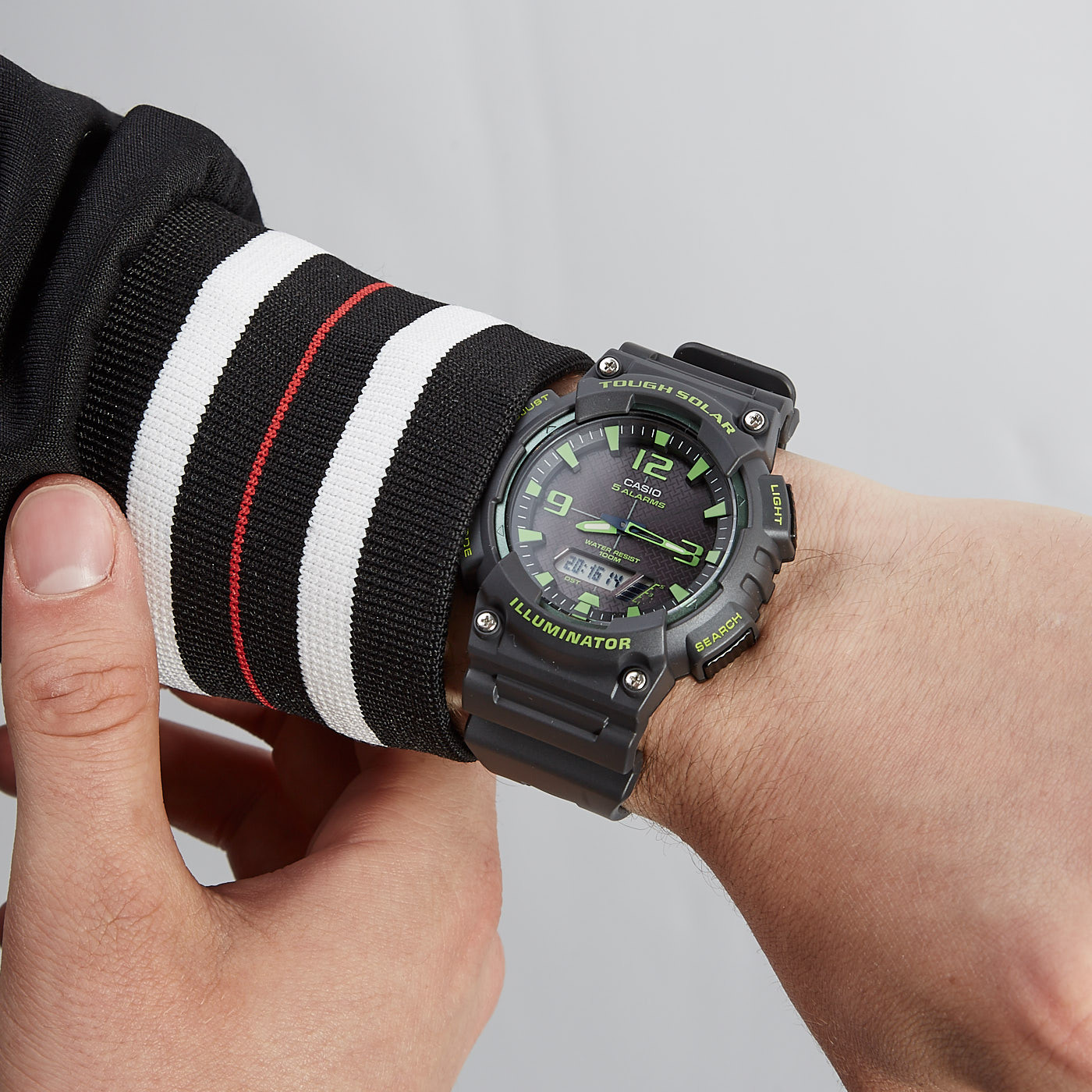 Casio Collection horloge AQ-S810W-8A3VEF