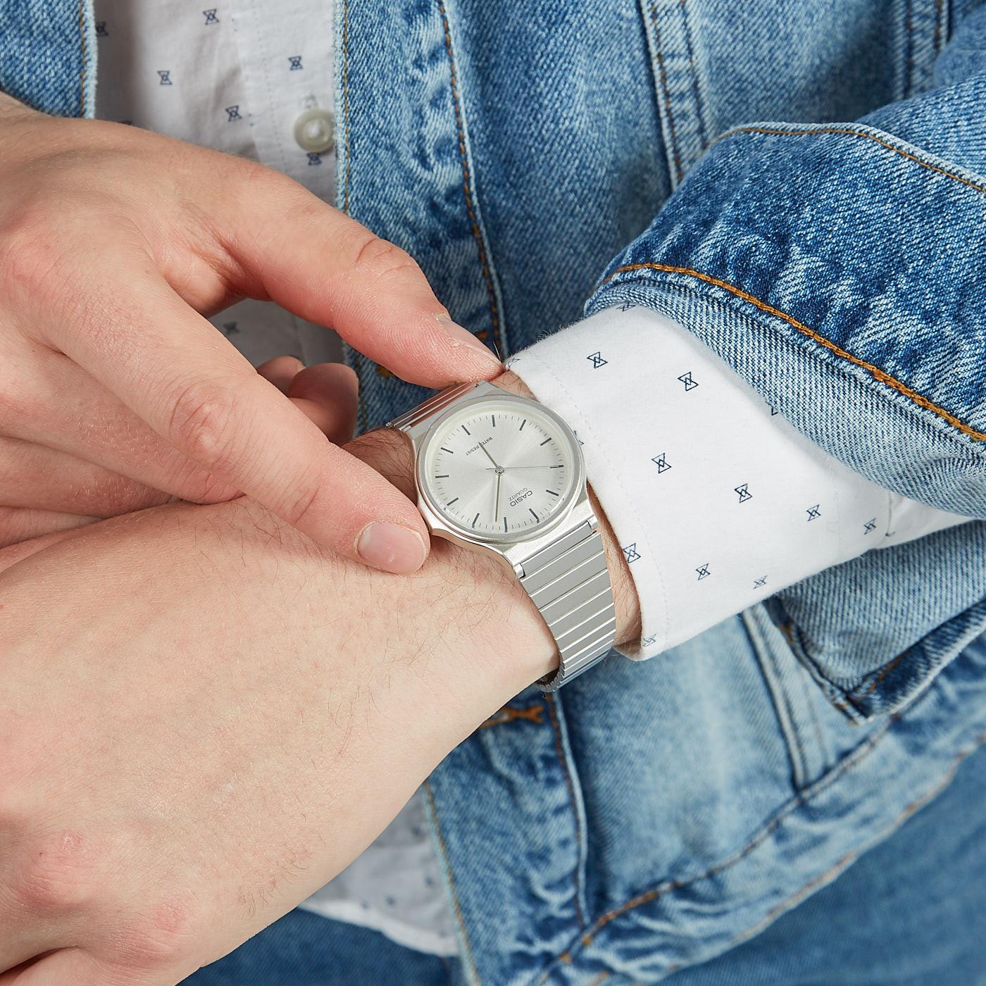 Casio Collection horloge MQ-24D-7EEF