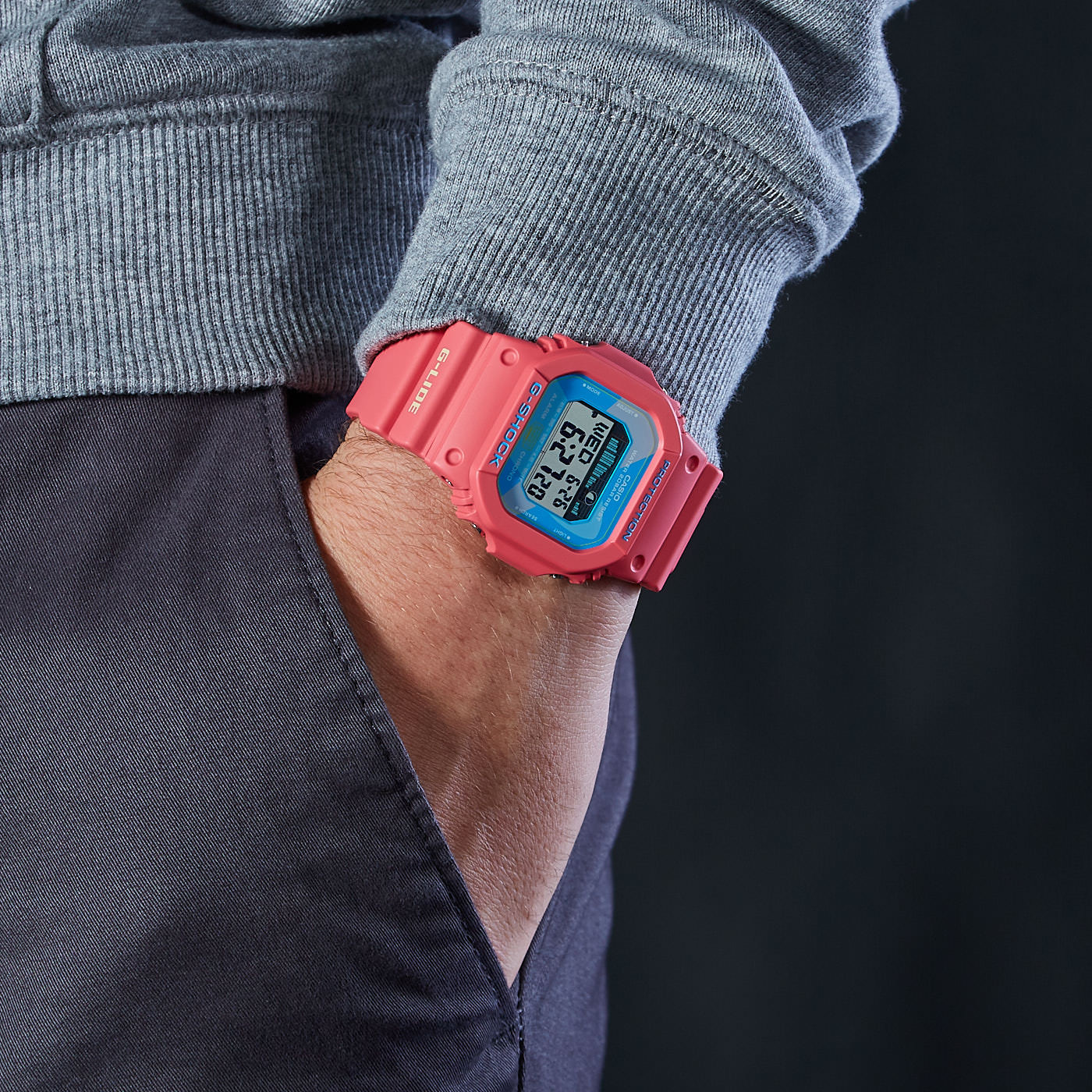 G-Shock Classic Horloge GLX-5600VH-4ER