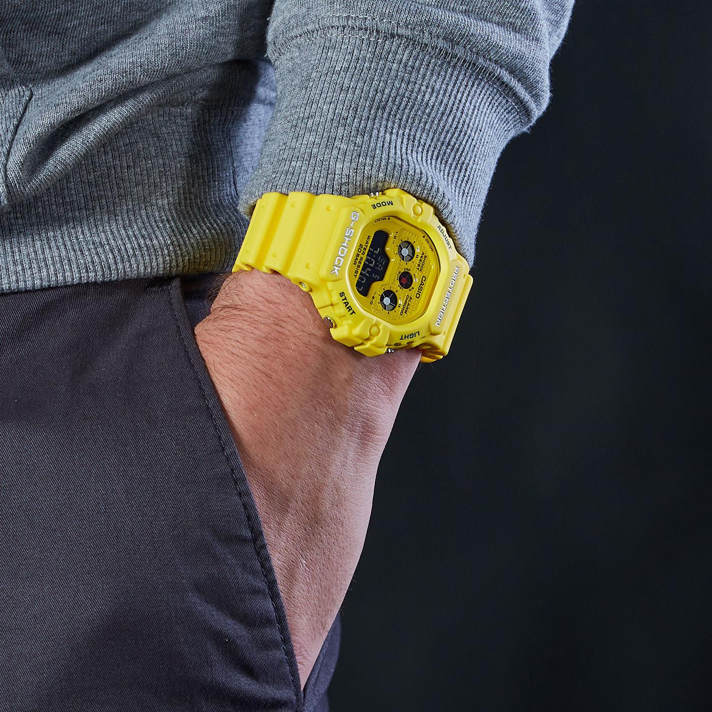 G-Shock Classic Horloge DW-5900RS-9ER