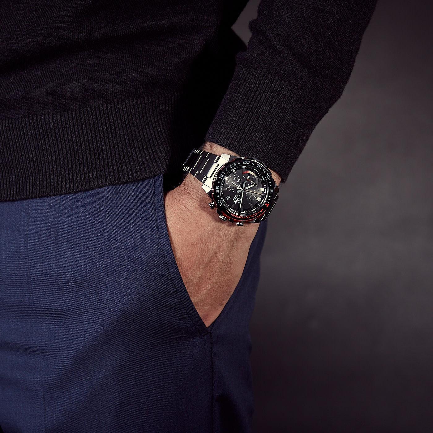 Edifice Classic Horloge EFR-566DB-1AVUEF