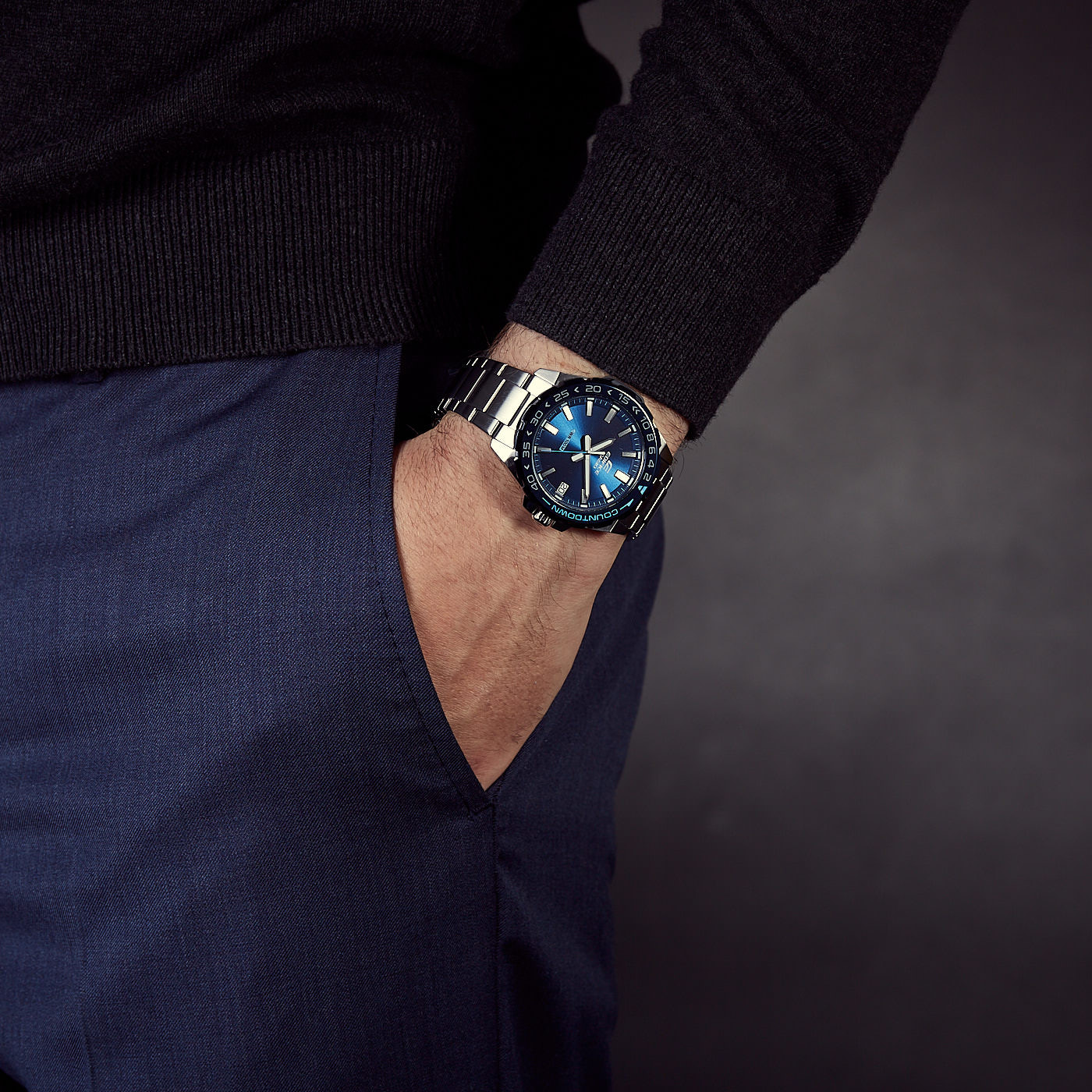 Edifice Classic Horloge EFV-120DB-2AVUEF