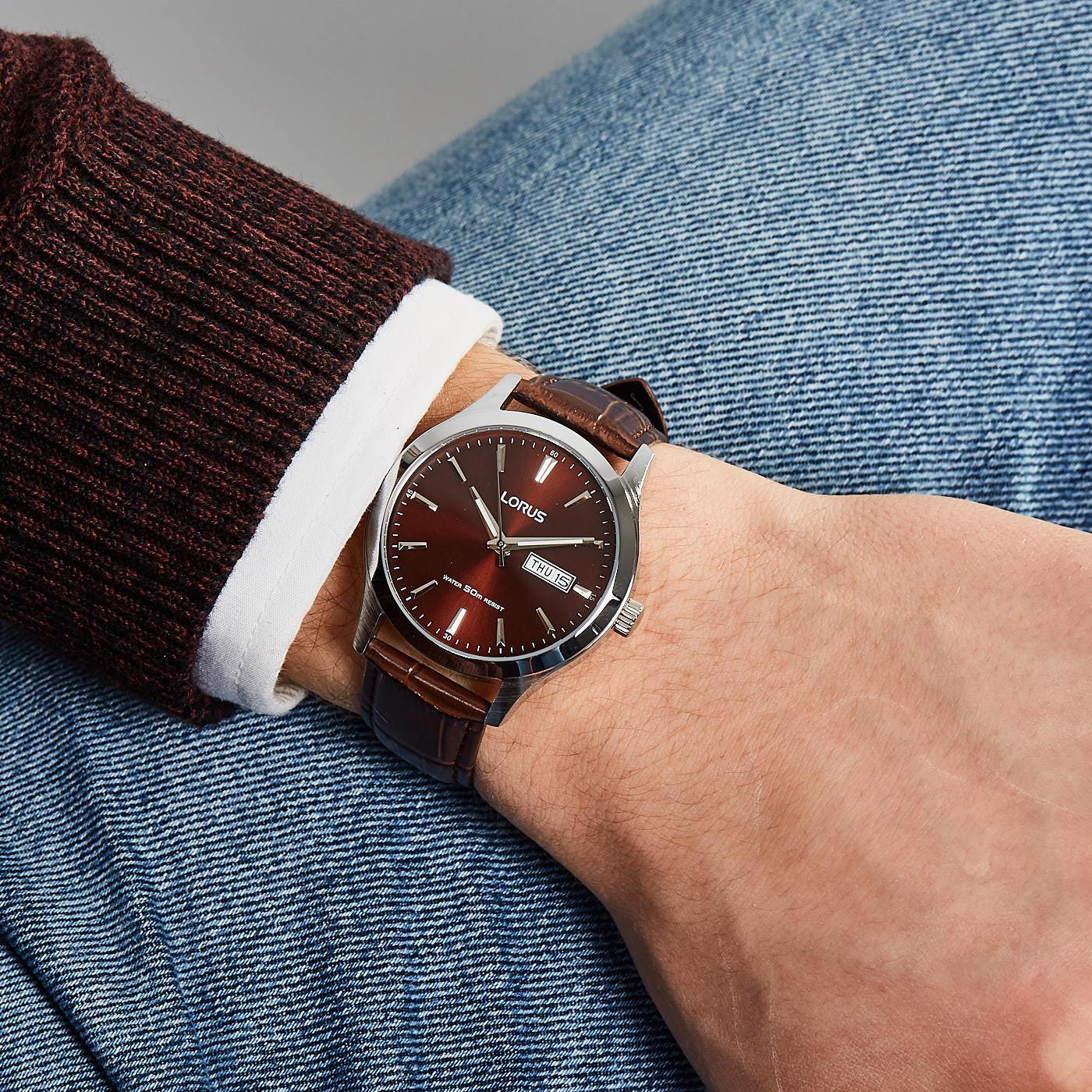 Lorus Heren horloge RXN31DX9