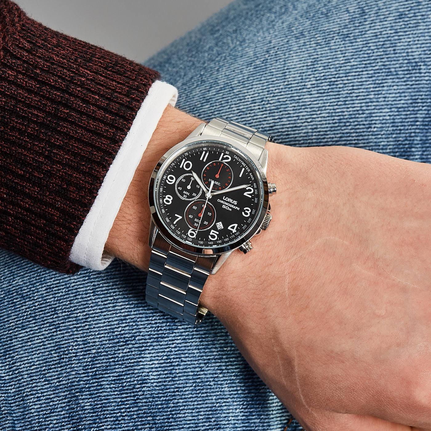 Lorus Heren horloge RM369EX9