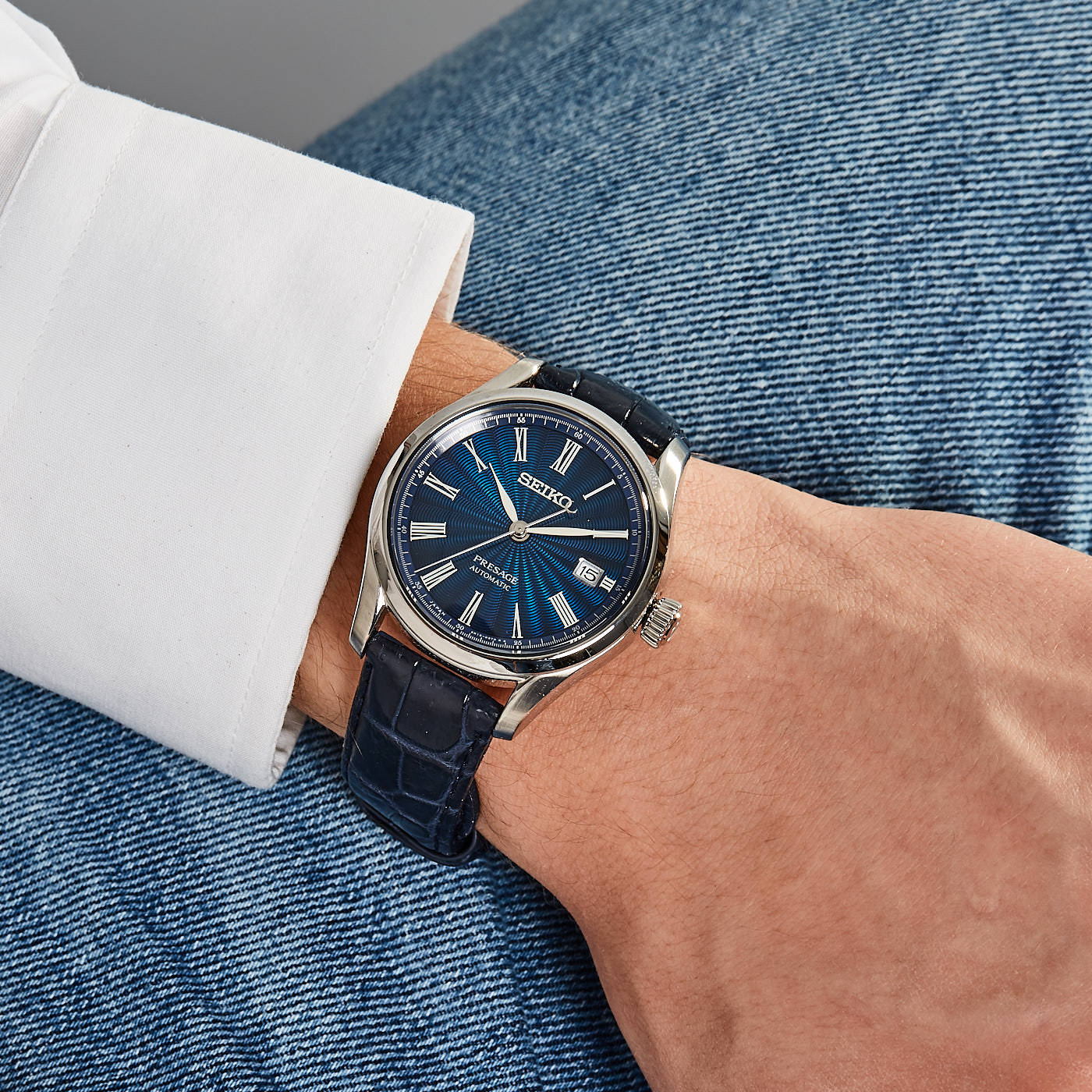 Seiko Presage Autmatic Limited Edition horloge SPB075J1