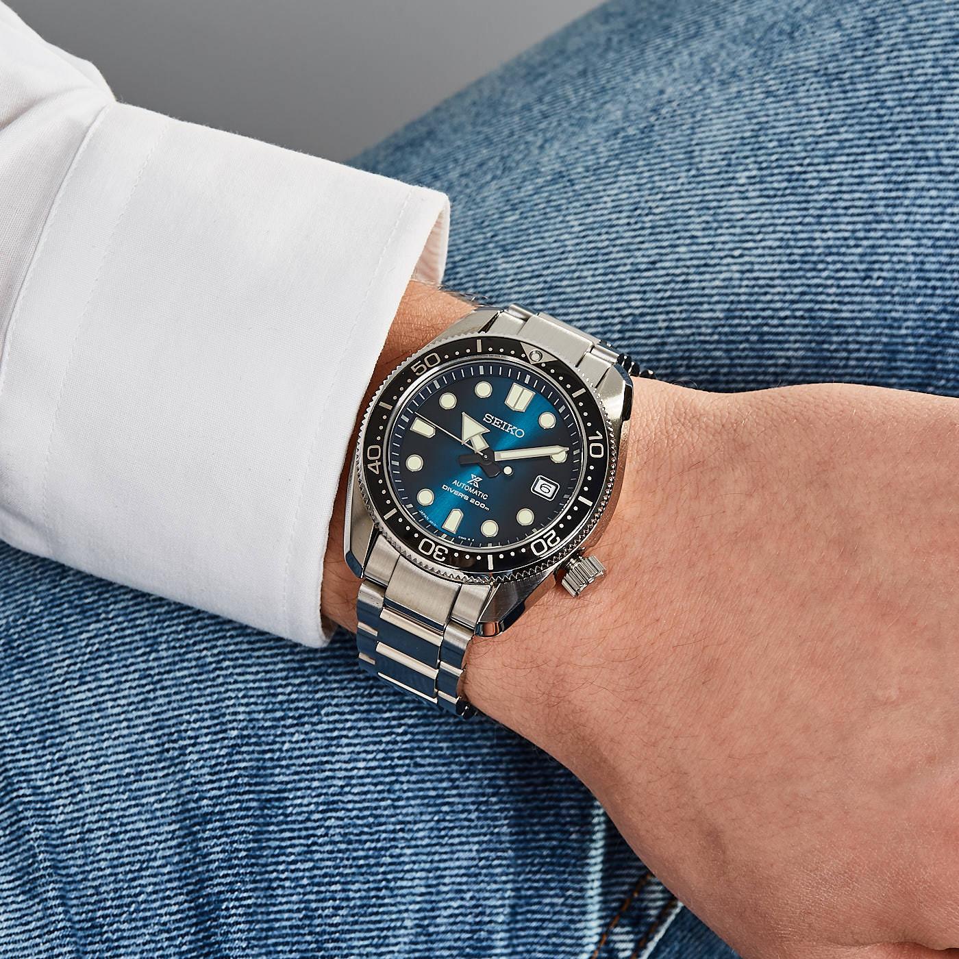 Seiko Prospex Diver Automaat horloge SPB083J1
