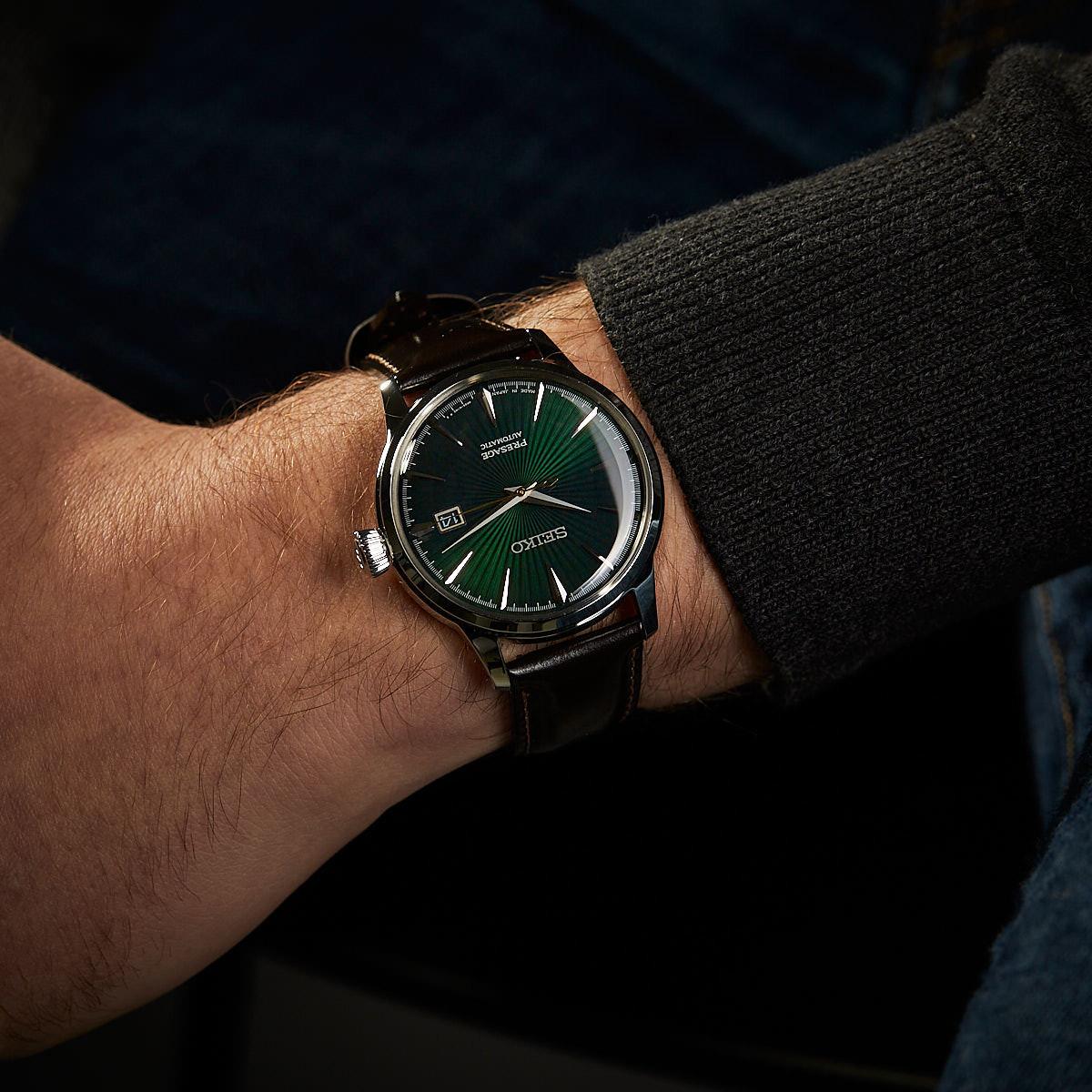 Seiko Presage Automaat horloge SRPD37J1