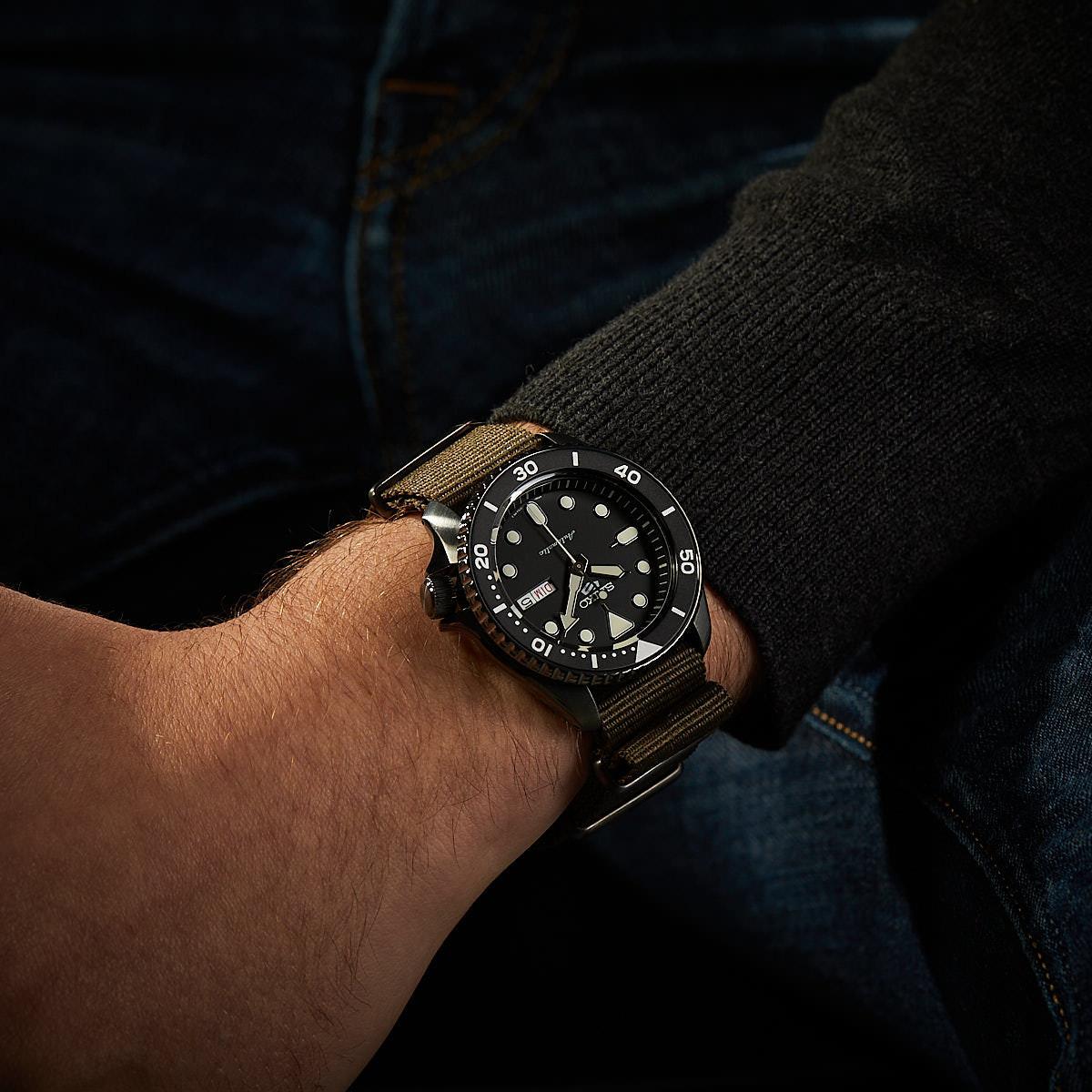 Seiko 5 Sports Automaat horloge SRPD65K4