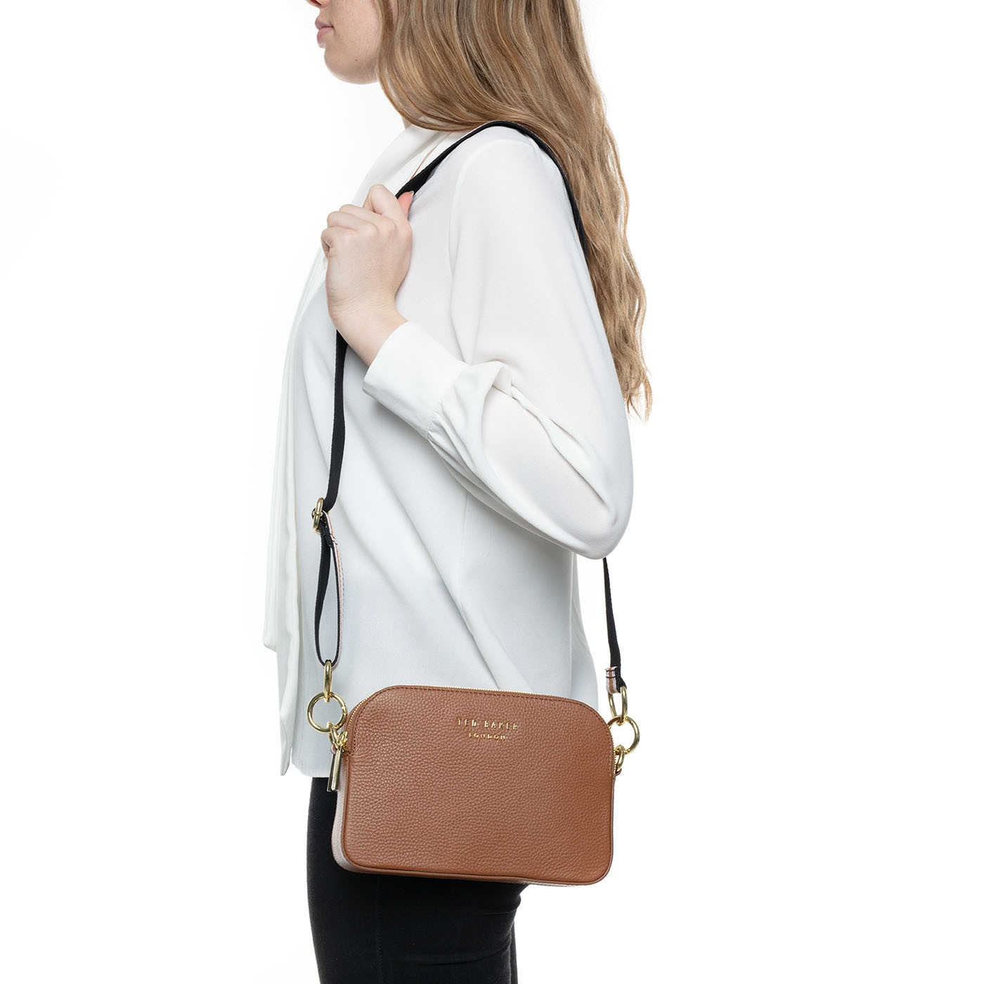 Ted Baker Amerrah Brown Crossbody TB241916W