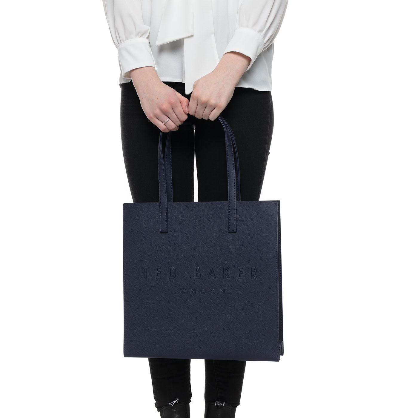 Ted Baker Soocon Dark Blue Shopper TB155930BL