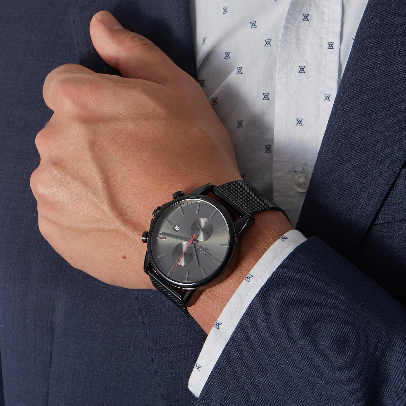 Tayroc Iconic Black horloge TXM054