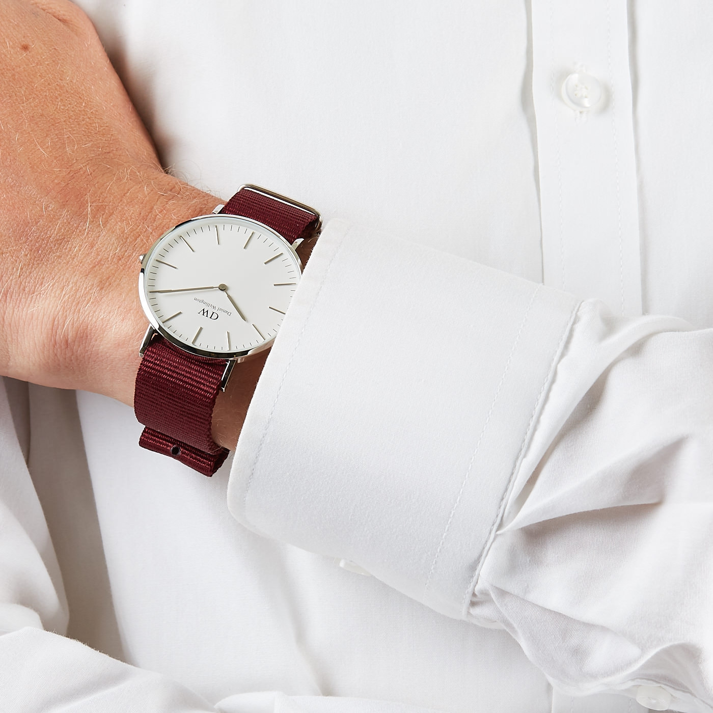 Daniel Wellington Classic Roselyn horloge DW00100268 (40 mm)