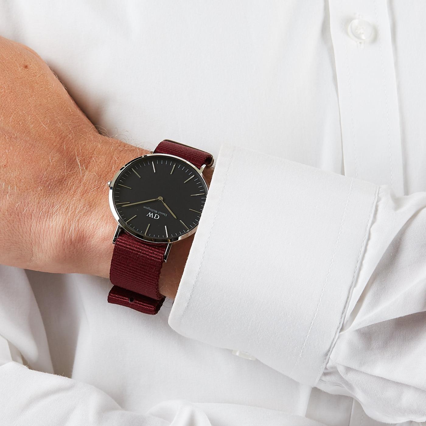 Daniel Wellington Classic Roselyn horloge DW00100270 (40 mm)