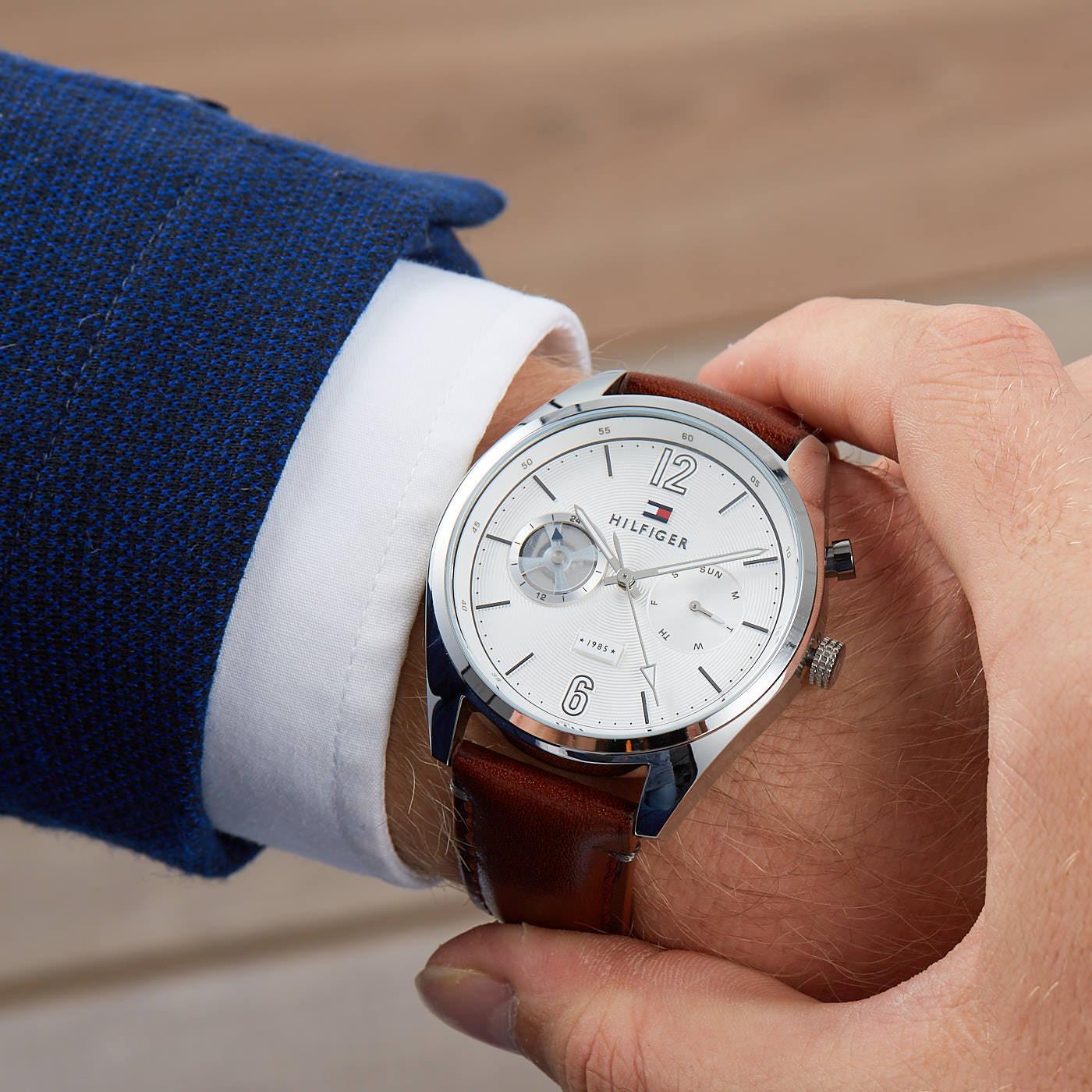 Tommy Hilfiger horloge TH1791550