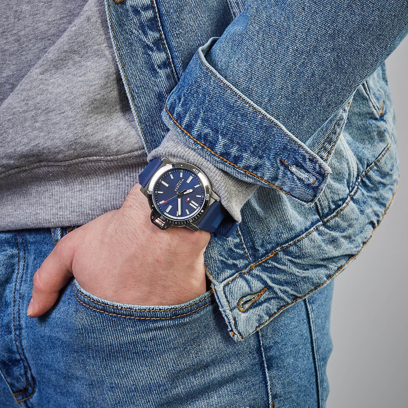 Tommy Hilfiger horloge TH1791588