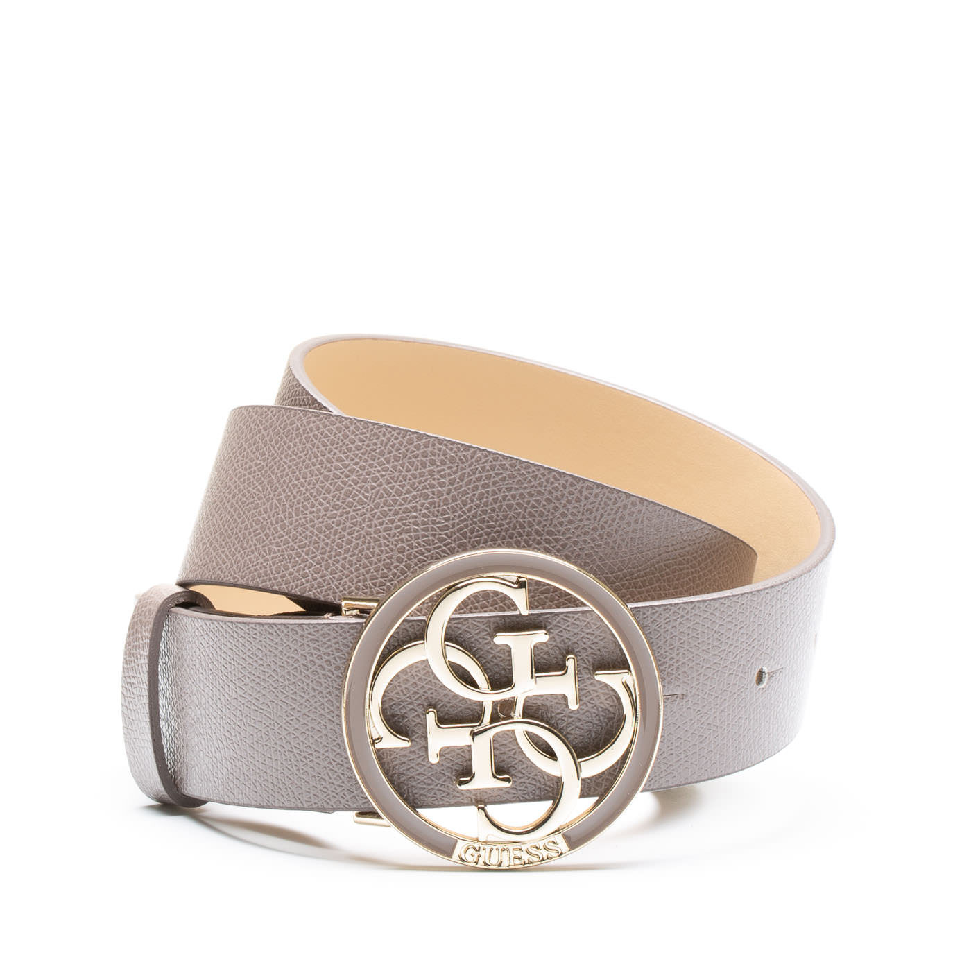 GUESS Open Road Taupe Dames Riem BW7126-VIN35-TAU