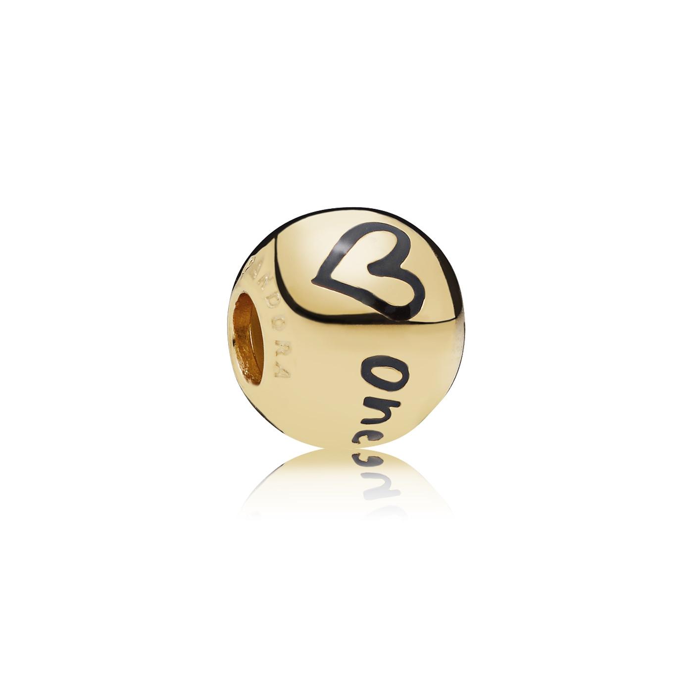 Pandora Moments 925 Sterling Zilveren One In A Million Bedel 767775EN16