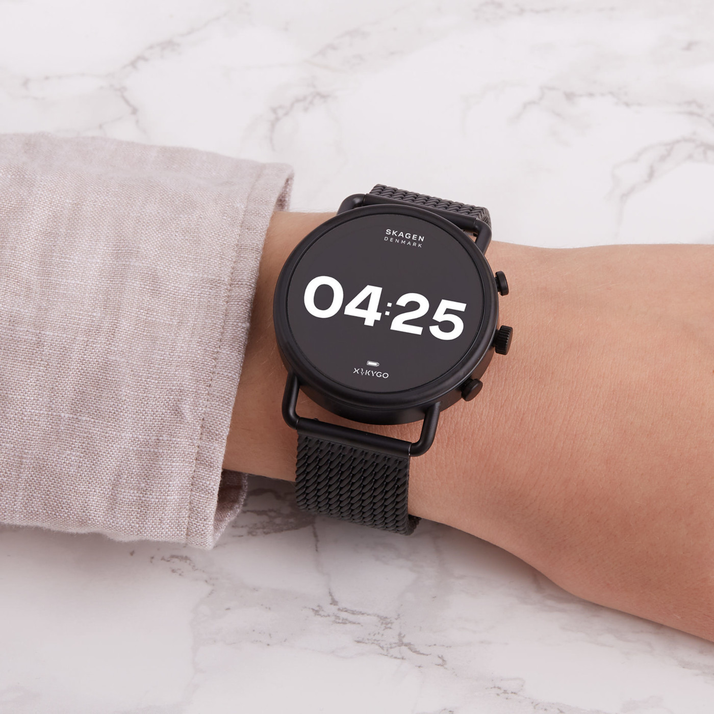 Skagen Falster 3 Gen 5 Display Smartwatch SKT5207