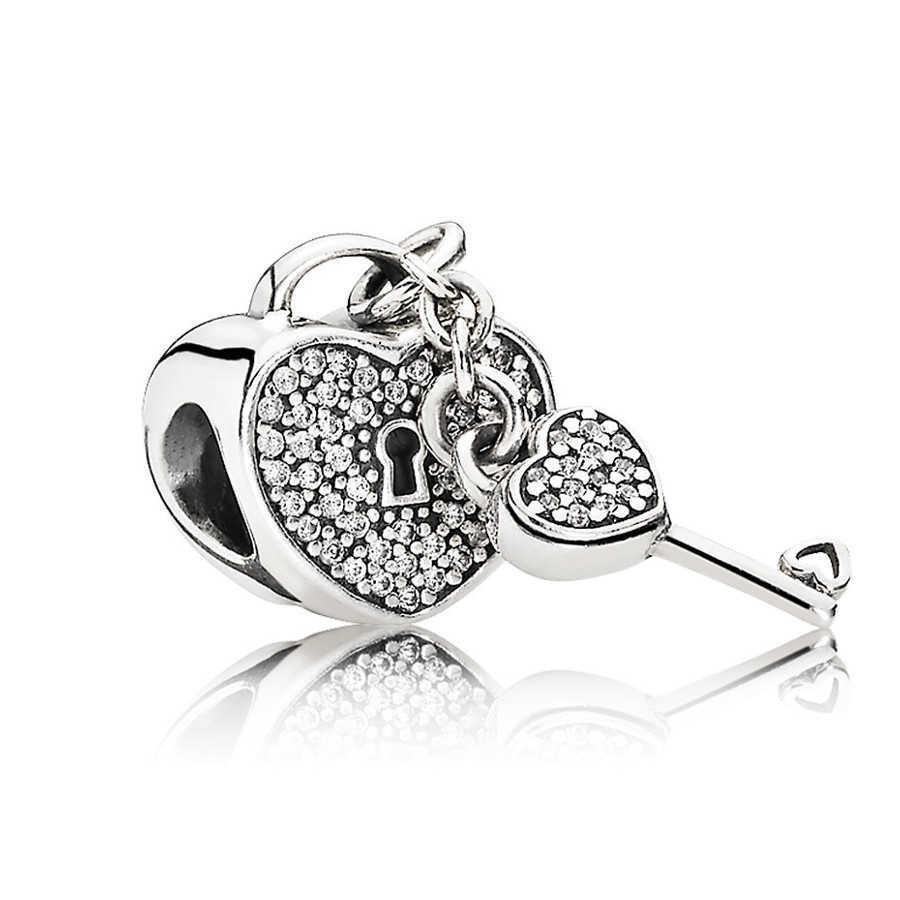 Pandora Zilveren Protected Love Bedel Met Zirkonia 791429CZ
