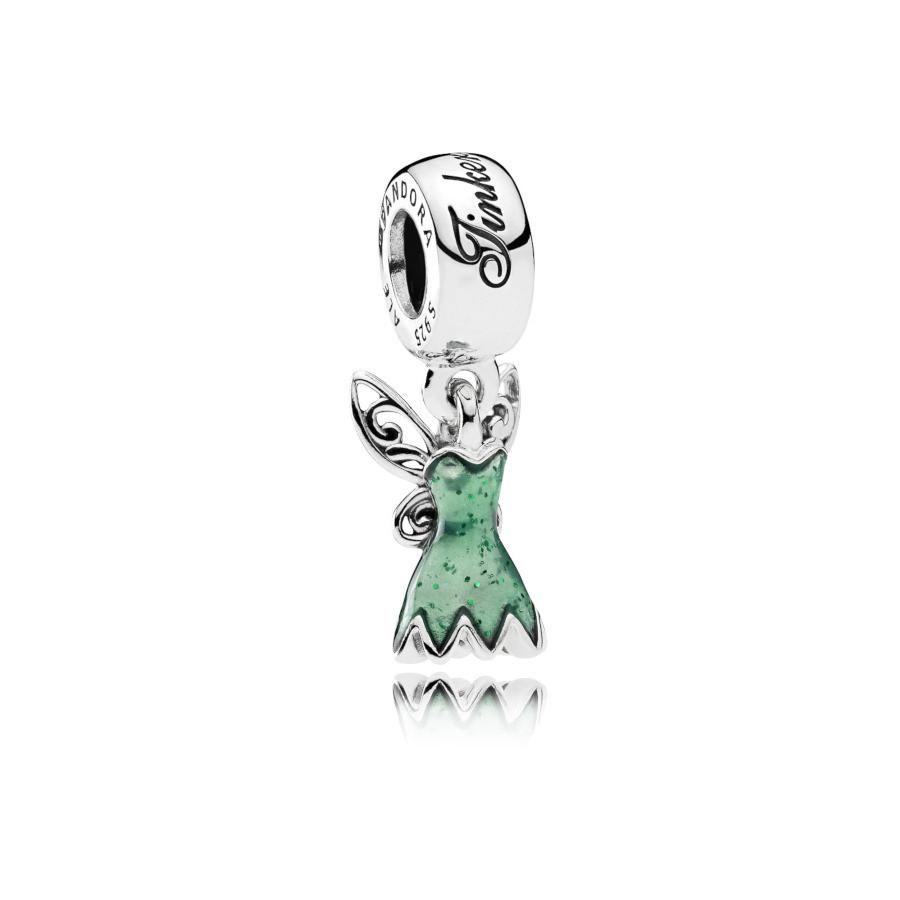 Pandora 925 Sterling Zilveren Disney Tinkerbell Bedel 792138EN93