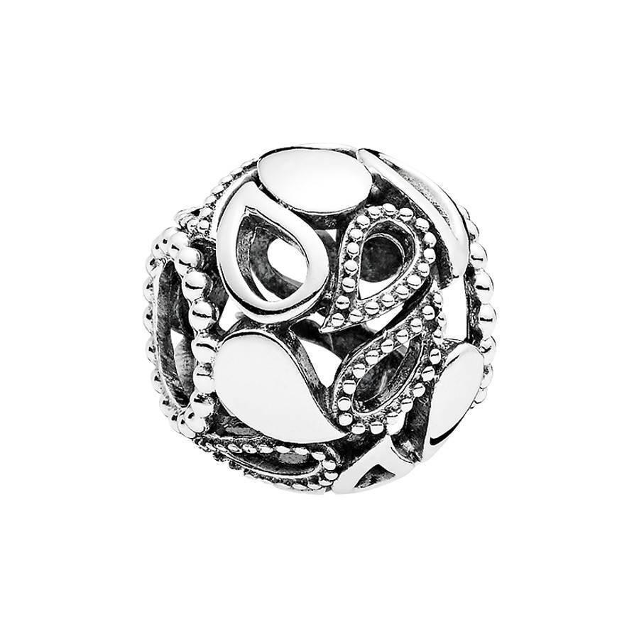 Pandora Moments Zilveren Teardrops Bedel 796460