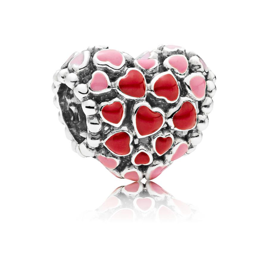 Pandora Moments Explosion of Love Bedel 796557ENMX