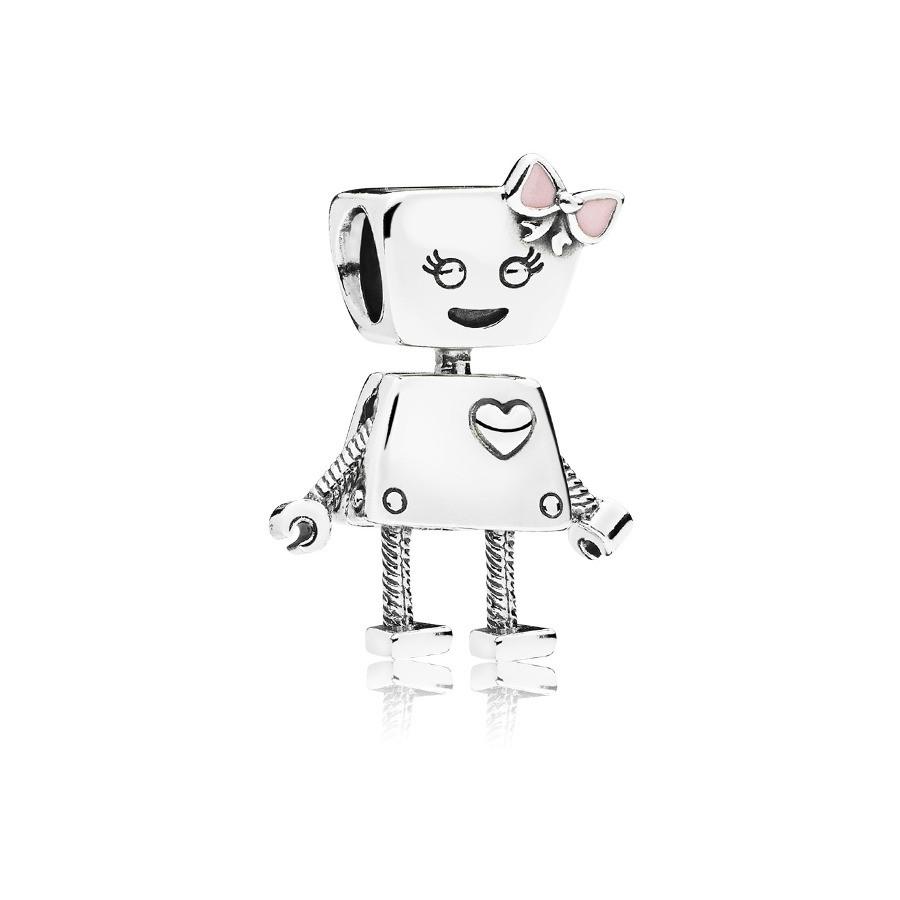 Pandora Moments Zilveren Bella Bot Bedel 797141EN160