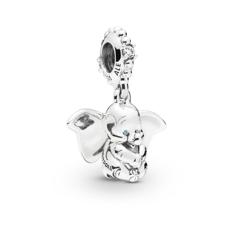Pandora 925 Sterling Zilveren Disney Dumbo Bedel 797849CZ