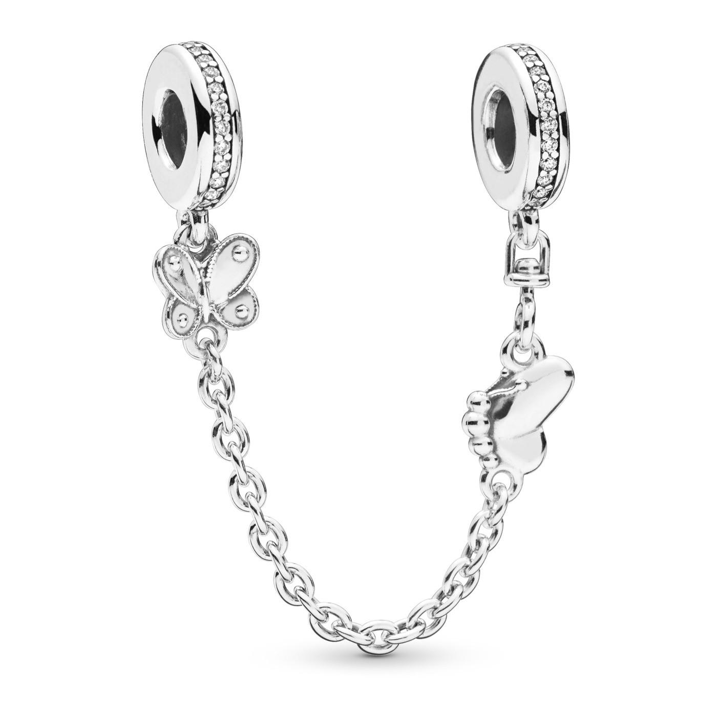 Pandora Moments 925 Sterling Zilveren Butterfly Bedel 797865CZ-05