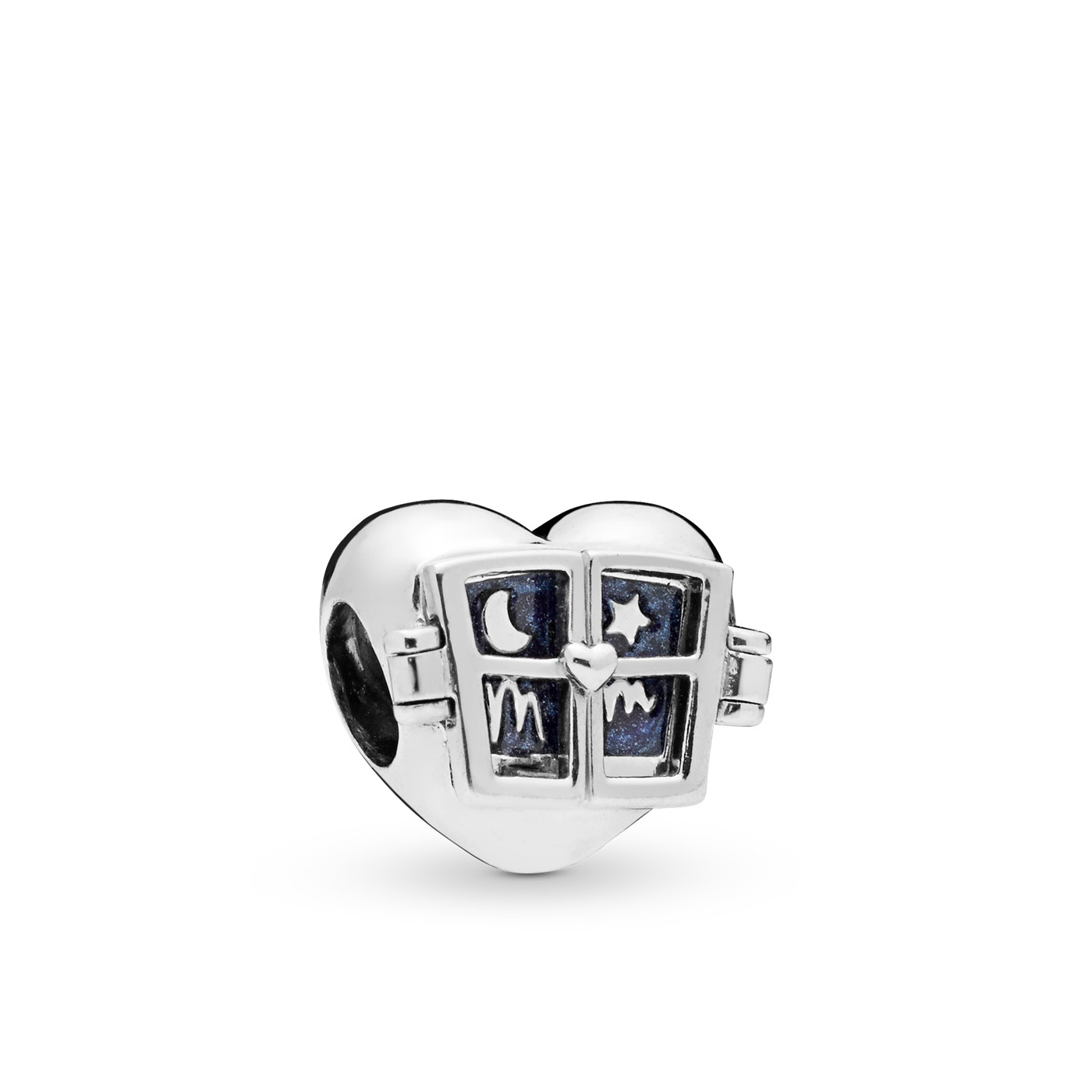 Pandora Moments 925 Sterling Zilveren Mum Bedel 798006EN63