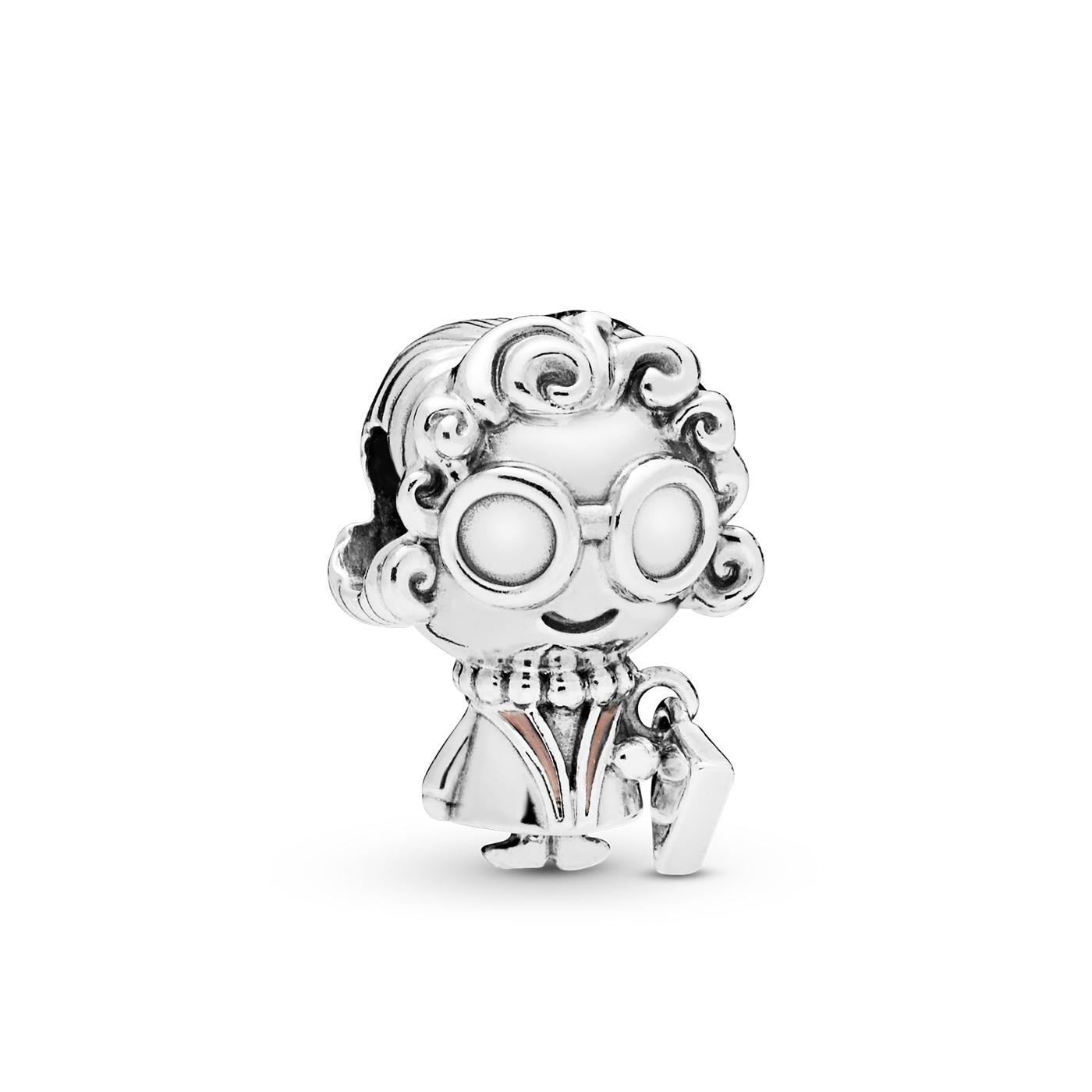Pandora Moments 925 Sterling Zilveren Grandmother Bedel 798014EN190
