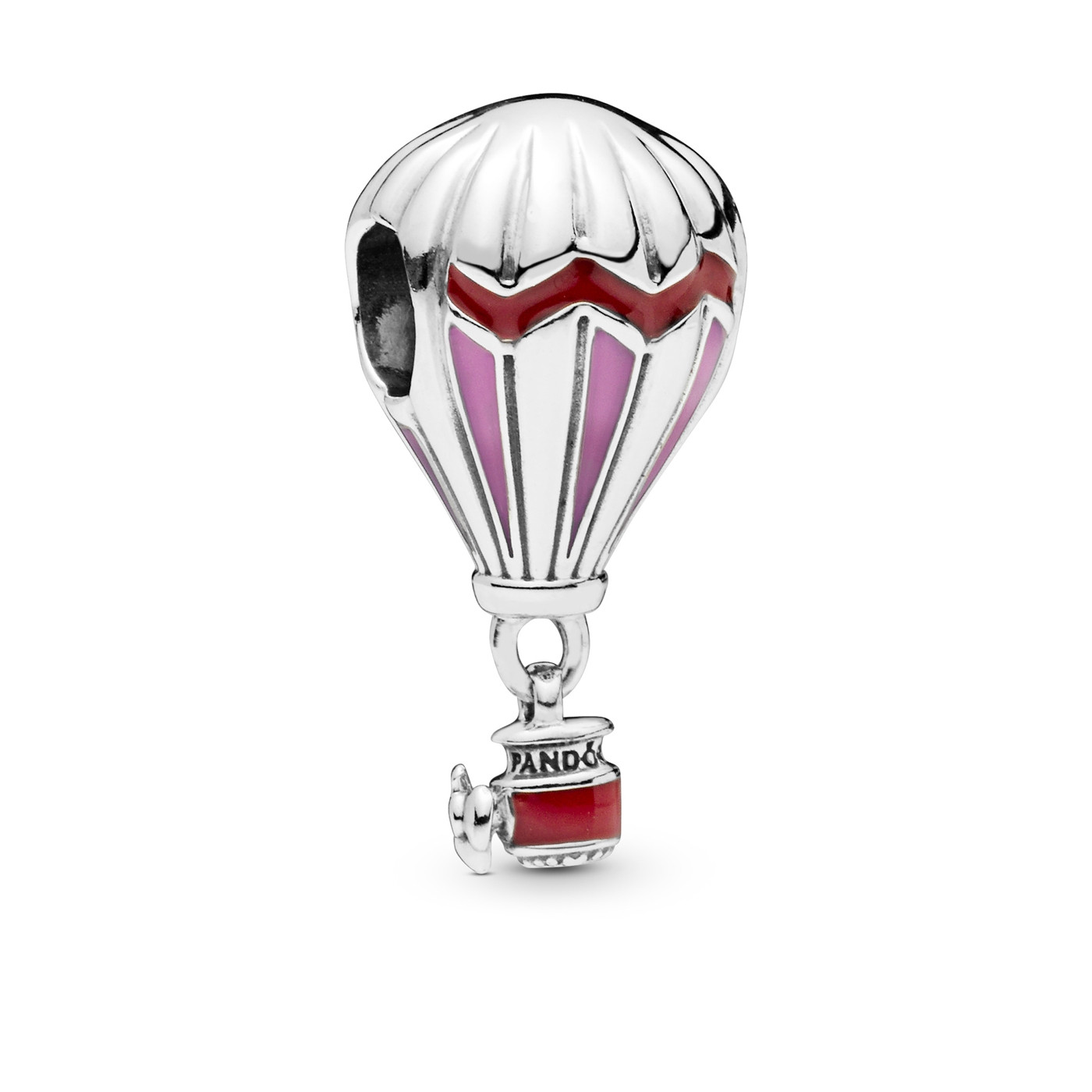 Pandora Moments 925 Sterling Zilveren Air Balloon Bedel 798055ENMX