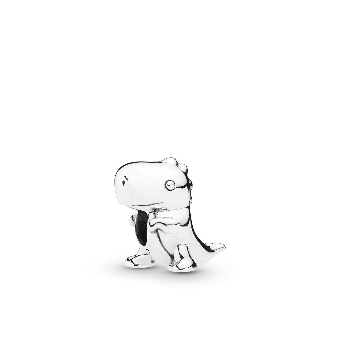 Pandora Moments 925 Sterling Zilveren Dinosaur Bedel 798123