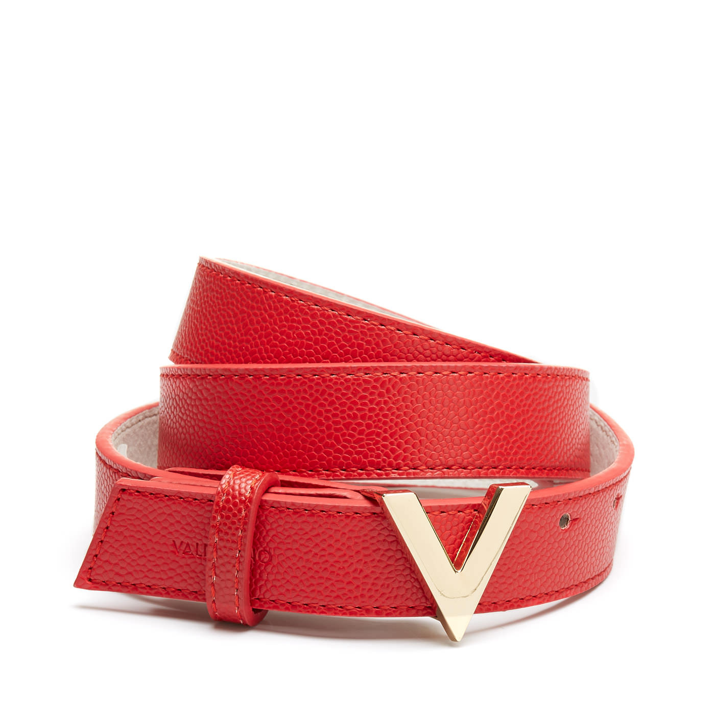Valentino Divina Rood Dames Riem VCS1R456GBXCW4ROSSO