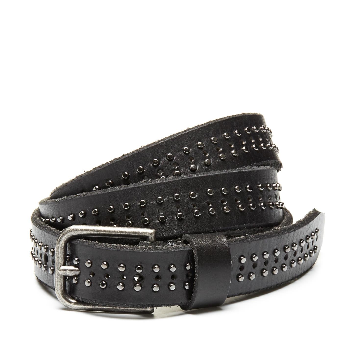 Cowboysbelt Black Dames Riem 259119-000100
