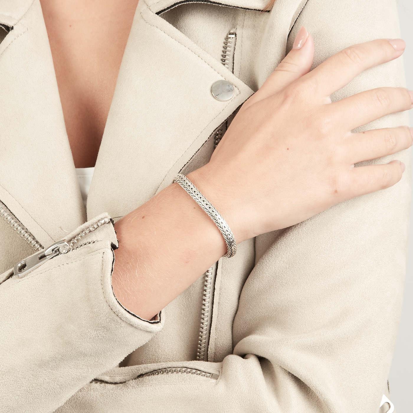 Buddha Armband Ellen.Buddha To Buddha 925 Sterling Zilveren Ellen Junior Armband 150