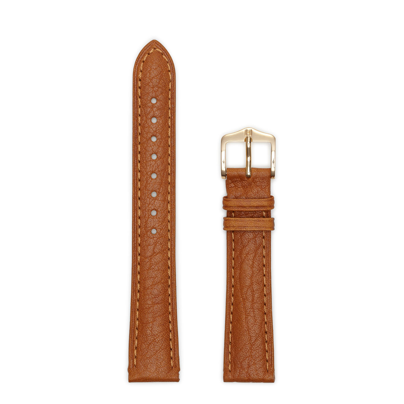 Hirsch Strap Camelgrain Pro Skin M 01009110-1 (Bandbreedte: 8-16 mm)