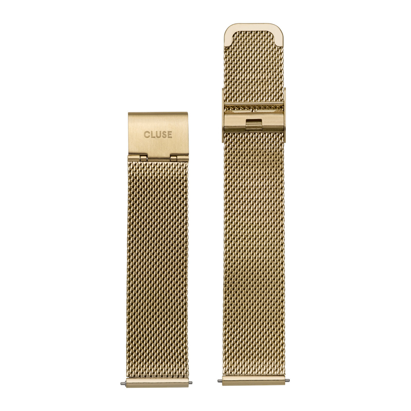 CLUSE Strap 18 mm La Boheme Mesh Gold CLS046