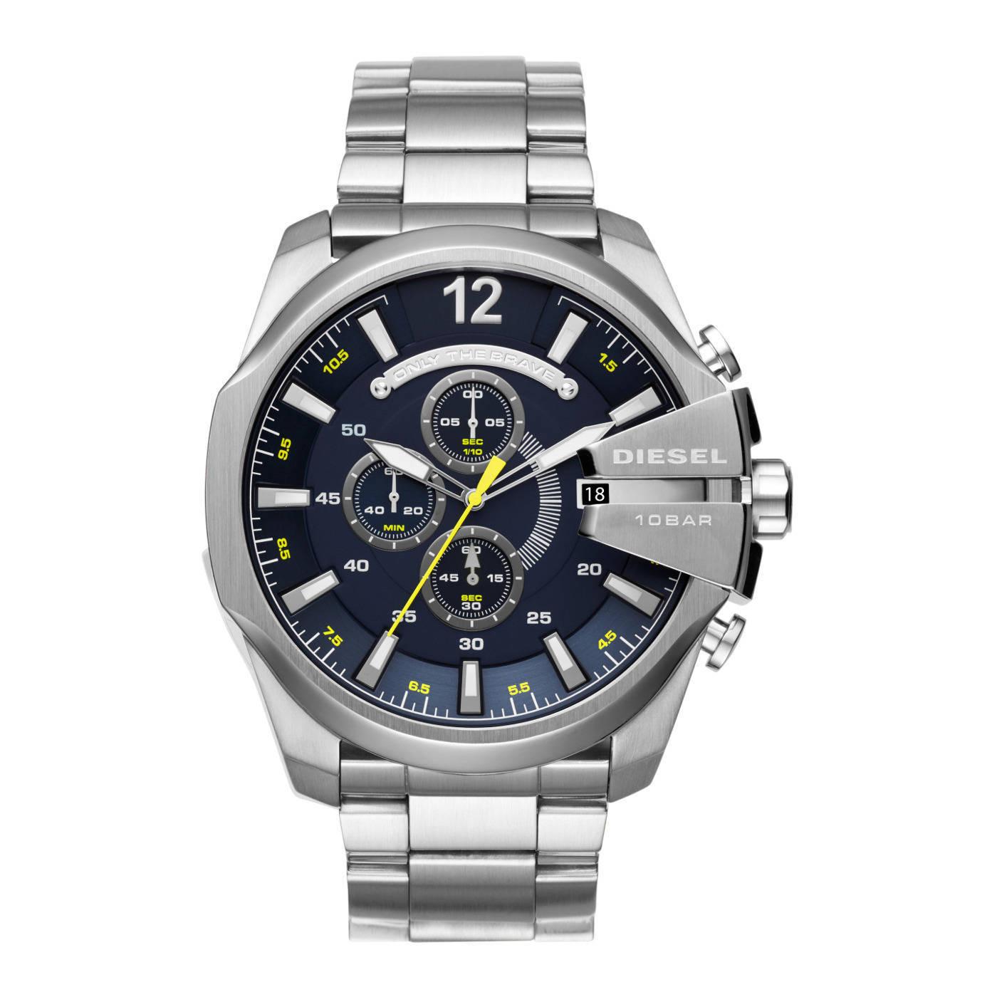 Diesel Mega Chief horloge DZ4465