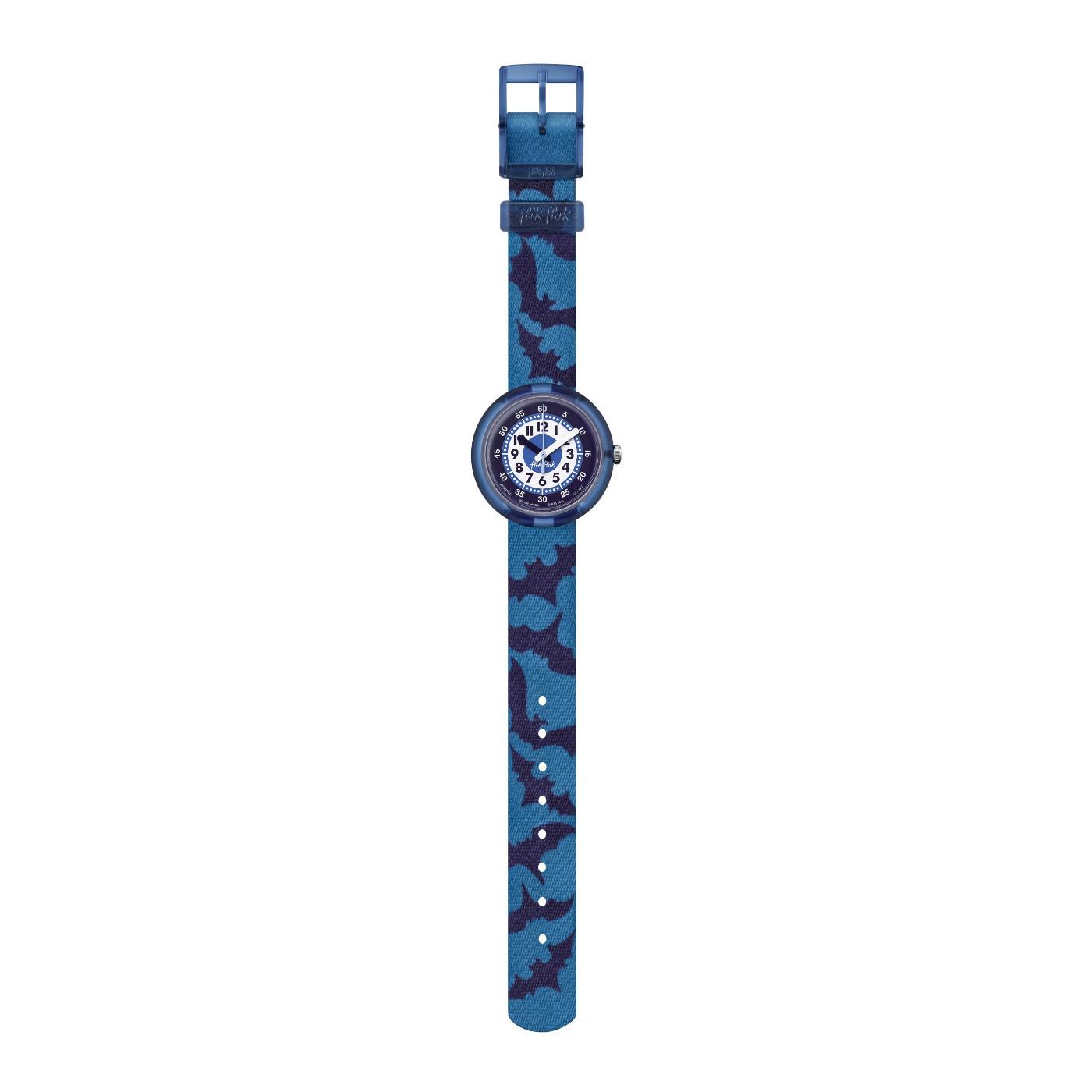 Flik Flak Great Camping Night Guards horloge FPNP017