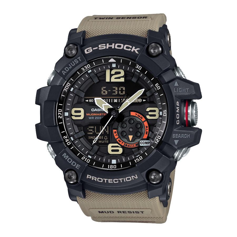 Casio G-Shock Mudmaster Twin Sensor horloge GG-1000-1A5ER