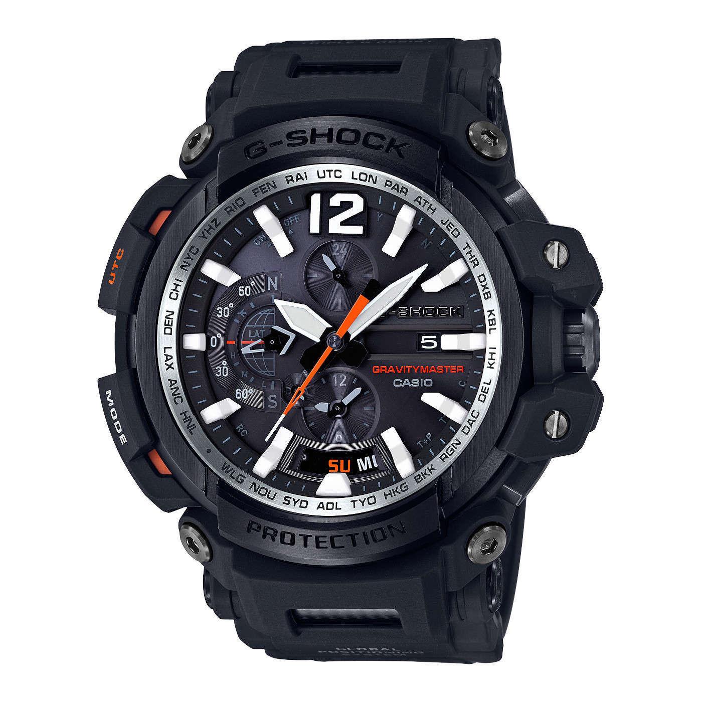 Casio G-Shock horloge GPW-2000-1AER