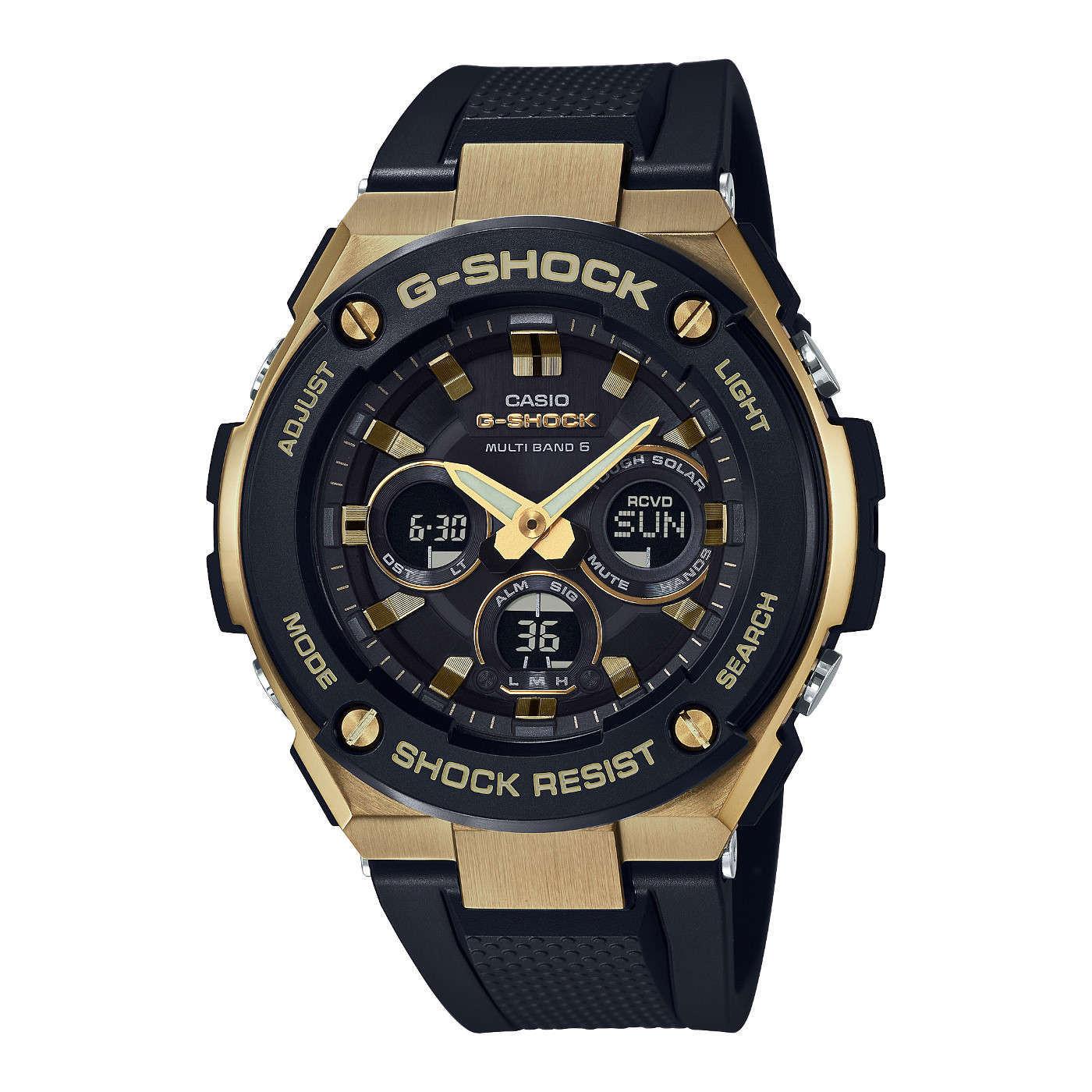 Casio G-Shock horloge GST-W300G-1A9ER