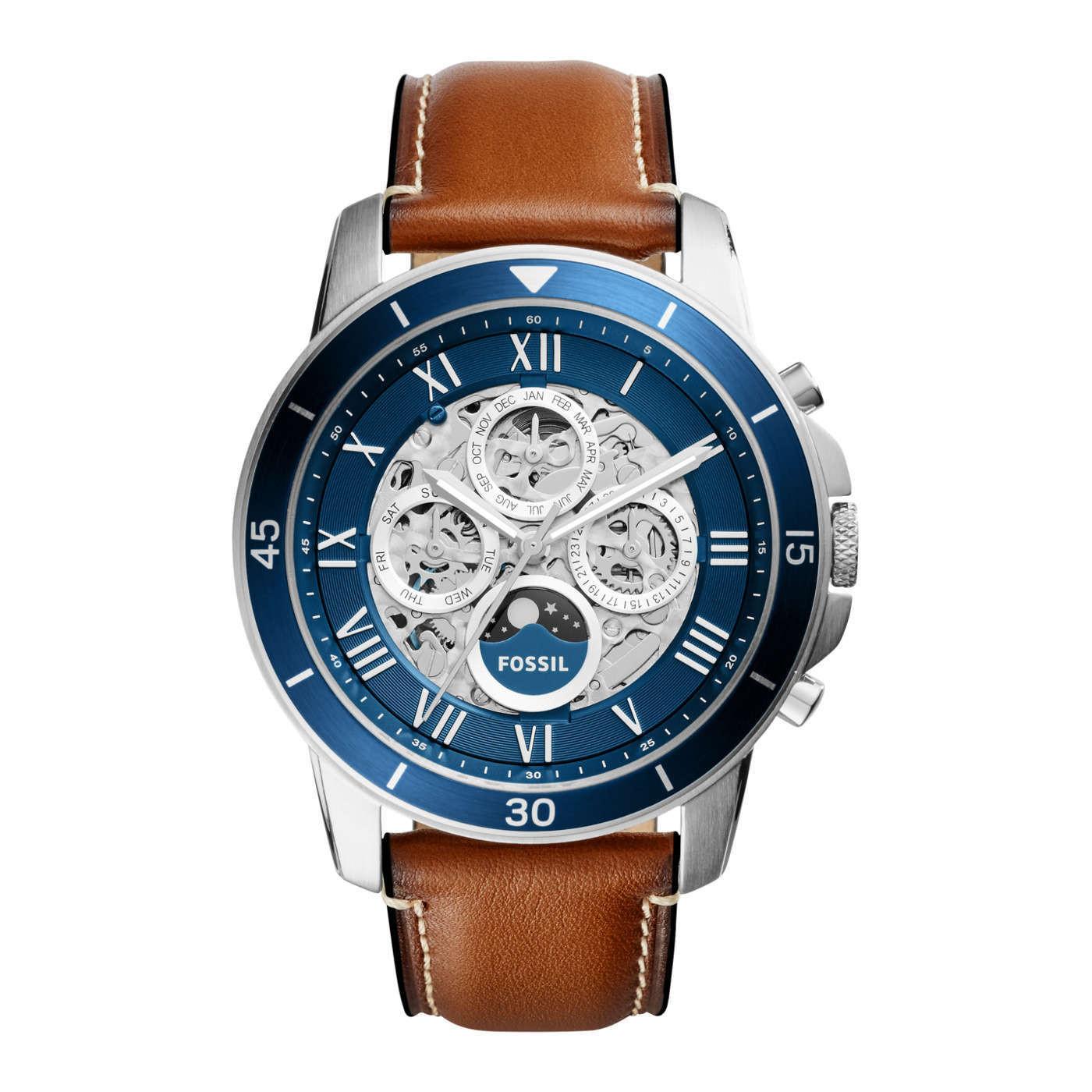 Fossil Grant Sport Horloge ME3140