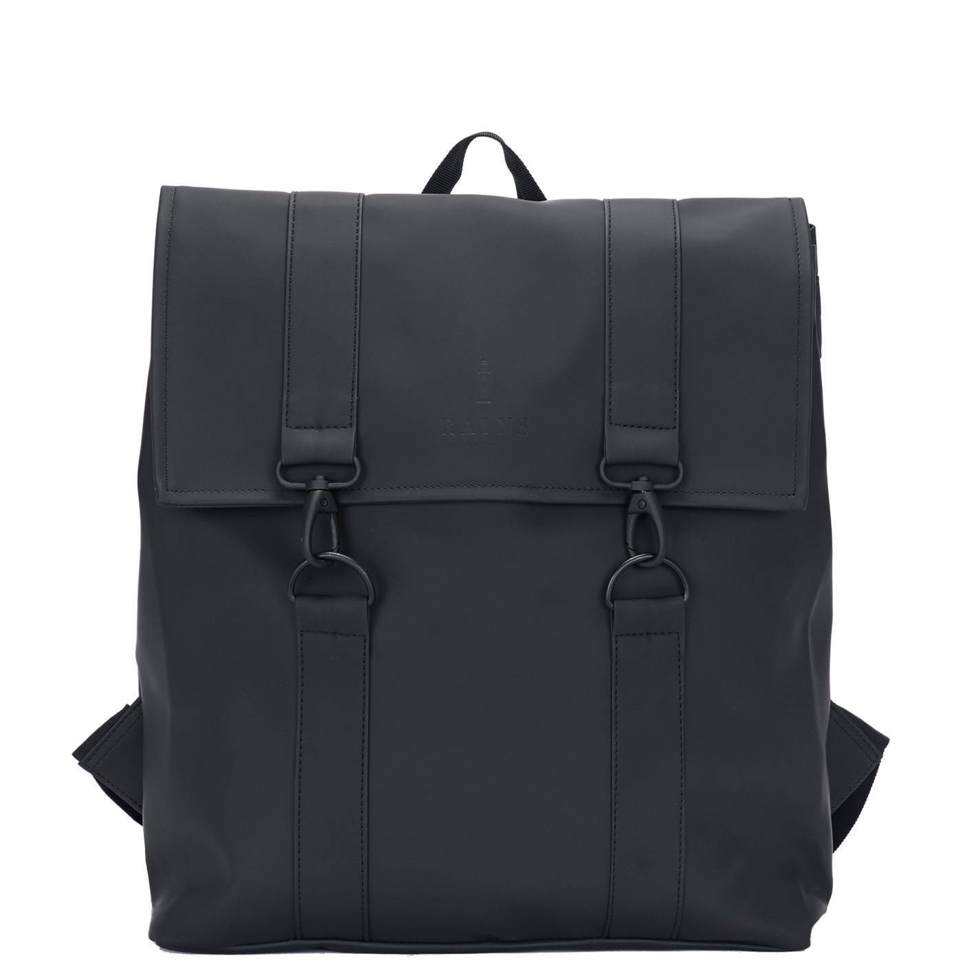 Rains Msn Bag Black Rugzak R1213-01