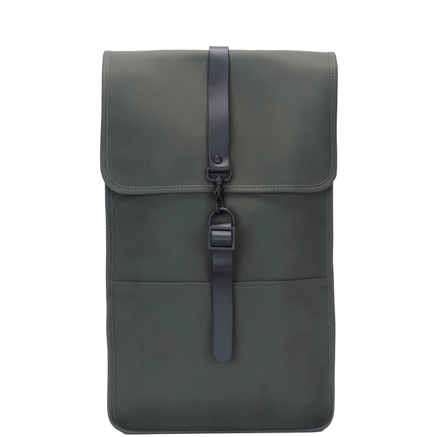 Rains Backpack Green Rugzak R1220-03