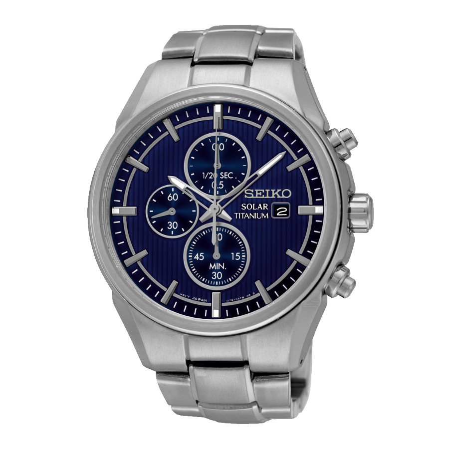Seiko Gent Solar horloge SSC365P1