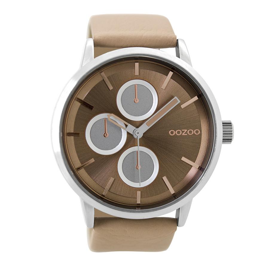 OOZOO Timepieces Roze horloge C9425 (48 mm)