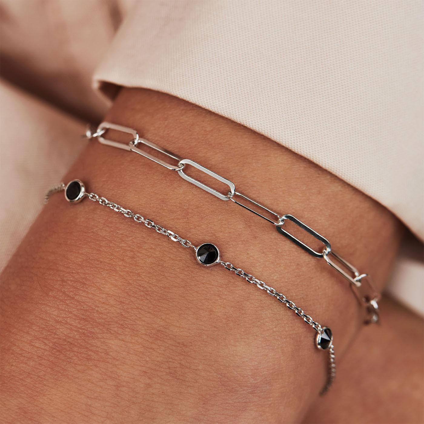 Selected Jewels Emma Jolie 925 sterling zilveren armband SJ320007